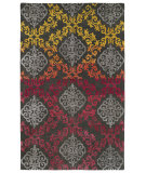 RugStudio presents Kaleen Divine Div04-98 Fire Hand-Tufted, Good Quality Area Rug