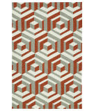 RugStudio presents Kaleen Escape Esc06-53 Paprika Woven Area Rug