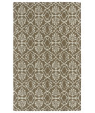 RugStudio presents Kaleen Evolution Evl01-82 Light Brown Hand-Tufted, Good Quality Area Rug
