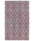 RugStudio presents Kaleen Evolution Evl01-92 Pink Hand-Tufted, Good Quality Area Rug