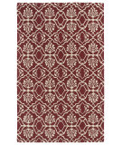 RugStudio presents Kaleen Evolution Evl01-93 Berry Hand-Tufted, Good Quality Area Rug