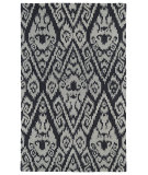 RugStudio presents Kaleen Evolution Evl02-75 Grey Hand-Tufted, Good Quality Area Rug