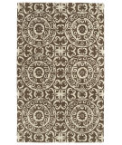 RugStudio presents Kaleen Evolution Evl03-49 Brown Hand-Tufted, Good Quality Area Rug