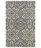 RugStudio presents Kaleen Evolution Evl04-75 Grey Hand-Tufted, Good Quality Area Rug
