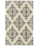 RugStudio presents Kaleen Evolution Evl05-75 Grey Hand-Tufted, Good Quality Area Rug