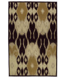 RugStudio presents Kaleen Five Seasons Fsr08-49 Brown Machine Woven, Good Quality Area Rug