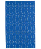 RugStudio presents Kaleen Glam Gla07-17 Blue Flat-Woven Area Rug