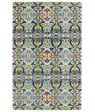 RugStudio presents Kaleen Global Inspirations Glb05-86 Multi Hand-Tufted, Good Quality Area Rug