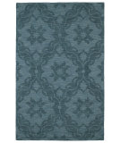 RugStudio presents Kaleen Imprints Classic Ipc03-78 Turquoise Hand-Tufted, Good Quality Area Rug