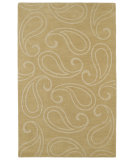 RugStudio presents Kaleen Imprints Classic Ipc05-28 Yellow Hand-Tufted, Good Quality Area Rug