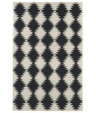 RugStudio presents Kaleen Nomad Nom02-02 Black Machine Woven, Good Quality Area Rug