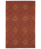 RugStudio presents Kaleen Nomad Nom05-25 Red Flat-Woven Area Rug