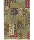 RugStudio presents Kaleen Khazana Patchwork 6553 Ivory 01 Hand-Tufted, Better Quality Area Rug