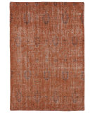 RugStudio presents Rugstudio Sample Sale 105844R Pumpkin Hand-Knotted, Better Quality Area Rug