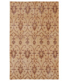 RugStudio presents Kaleen Restoration Res01-53 Paprika Hand-Knotted, Better Quality Area Rug