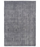 RugStudio presents Kaleen Restoration Res01-75 Grey Hand-Knotted, Better Quality Area Rug