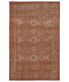 RugStudio presents Kaleen Restoration Res04-53 Paprika Hand-Knotted, Better Quality Area Rug