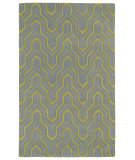 RugStudio presents Kaleen Revolution Rev01-75 Grey Hand-Tufted, Good Quality Area Rug