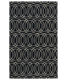 RugStudio presents Kaleen Revolution Rev02-02 Black Hand-Tufted, Good Quality Area Rug