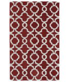 RugStudio presents Kaleen Revolution Rev03-25 Red Hand-Tufted, Good Quality Area Rug