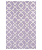 RugStudio presents Rugstudio Sample Sale 105867R Lilac Hand-Tufted, Good Quality Area Rug