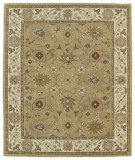 RugStudio presents Kaleen Taj Taj07-43 Camel Hand-Tufted, Good Quality Area Rug