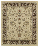 RugStudio presents Kaleen Taj Taj08-05 Gold Hand-Tufted, Good Quality Area Rug