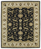 RugStudio presents Kaleen Taj Taj16-02 Black Hand-Tufted, Good Quality Area Rug