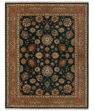 RugStudio presents Karastan Sovereign Sultana Navy Machine Woven, Best Quality Area Rug