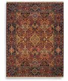 RugStudio presents Karastan English Manor Hampton Court 2120-504 Machine Woven, Better Quality Area Rug