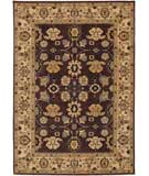 RugStudio presents Karastan English Manor Stratford Mahogany 2120-513 Machine Woven, Better Quality Area Rug