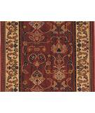 RugStudio presents Karastan English Manor William Morris Red 2120R-510 Machine Woven, Good Quality