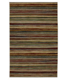 RugStudio presents Karastan Crossroads Danforth 38260-15100 Machine Woven, Good Quality Area Rug