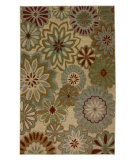 RugStudio presents Karastan Crossroads Ashbury Ivory 38260-15102 Machine Woven, Good Quality Area Rug