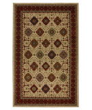 RugStudio presents Karastan Crossroads Clarksdale Garnet 38260-15103 Machine Woven, Good Quality Area Rug