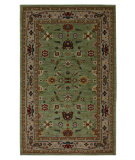 RugStudio presents Karastan Crossroads Powell Sage 38260-15108 Machine Woven, Good Quality Area Rug