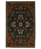 RugStudio presents Karastan Crossroads Duval Indigo 38260-15109 Machine Woven, Good Quality Area Rug