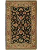 RugStudio presents Karastan Ashara Agra Black 549-15006 Machine Woven, Best Quality Area Rug