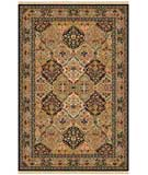 RugStudio presents Karastan Original Karastan Empress Kirman Black 724 Machine Woven, Best Quality Area Rug