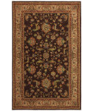 RugStudio presents Karastan Studio - Knightsen Brighton Station Coffee 74600-12105 Machine Woven, Good Quality Area Rug