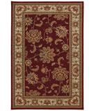 RugStudio presents Karastan Studio - Knightsen Montelena Merlot 74600-12106 Machine Woven, Good Quality Area Rug
