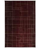 RugStudio presents Karastan Studio - Carmel Ambler Merlot 74700-13101 Machine Woven, Good Quality Area Rug