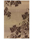 RugStudio presents Karastan Studio - Carmel Hilby Sage 74700-13105 Machine Woven, Good Quality Area Rug