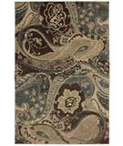 RugStudio presents Karastan Studio - Carmel Costada Slate 74700-13112 Machine Woven, Good Quality Area Rug
