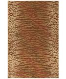 RugStudio presents Karastan Studio - Carmel Palmero Ginger 74700-13119 Machine Woven, Good Quality Area Rug