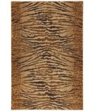 RugStudio presents Karastan Studio - Carmel Palmero Chestnut 74700-13120 Machine Woven, Good Quality Area Rug