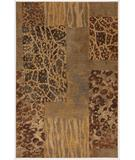 RugStudio presents Karastan Studio - Carmel Santa Lucia Chestnut 74700-13125 Machine Woven, Good Quality Area Rug