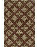 RugStudio presents Karastan Studio - Carmel Sonado Brown 74700-13130 Machine Woven, Good Quality Area Rug