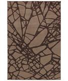 RugStudio presents Karastan Studio - Artois Dechy Taupe 74800-14111 Machine Woven, Good Quality Area Rug