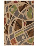 RugStudio presents Karastan Studio - Artois Mathias Fog 74800-14114 Machine Woven, Good Quality Area Rug